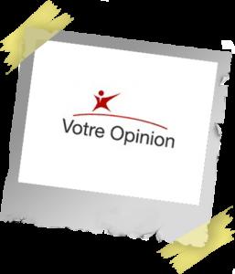 Enquêtes rémunérées Belgique Votre opinion