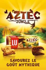 Cuisine : Kiss the cook Aztec_static_banner_205x308_FR-199x300