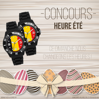 Concours-Heures