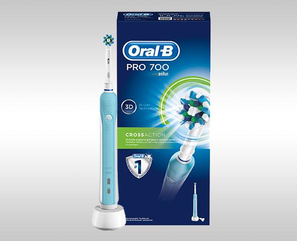 oral b pro 700 cross action fr 1 size 3 face la crise. Black Bedroom Furniture Sets. Home Design Ideas