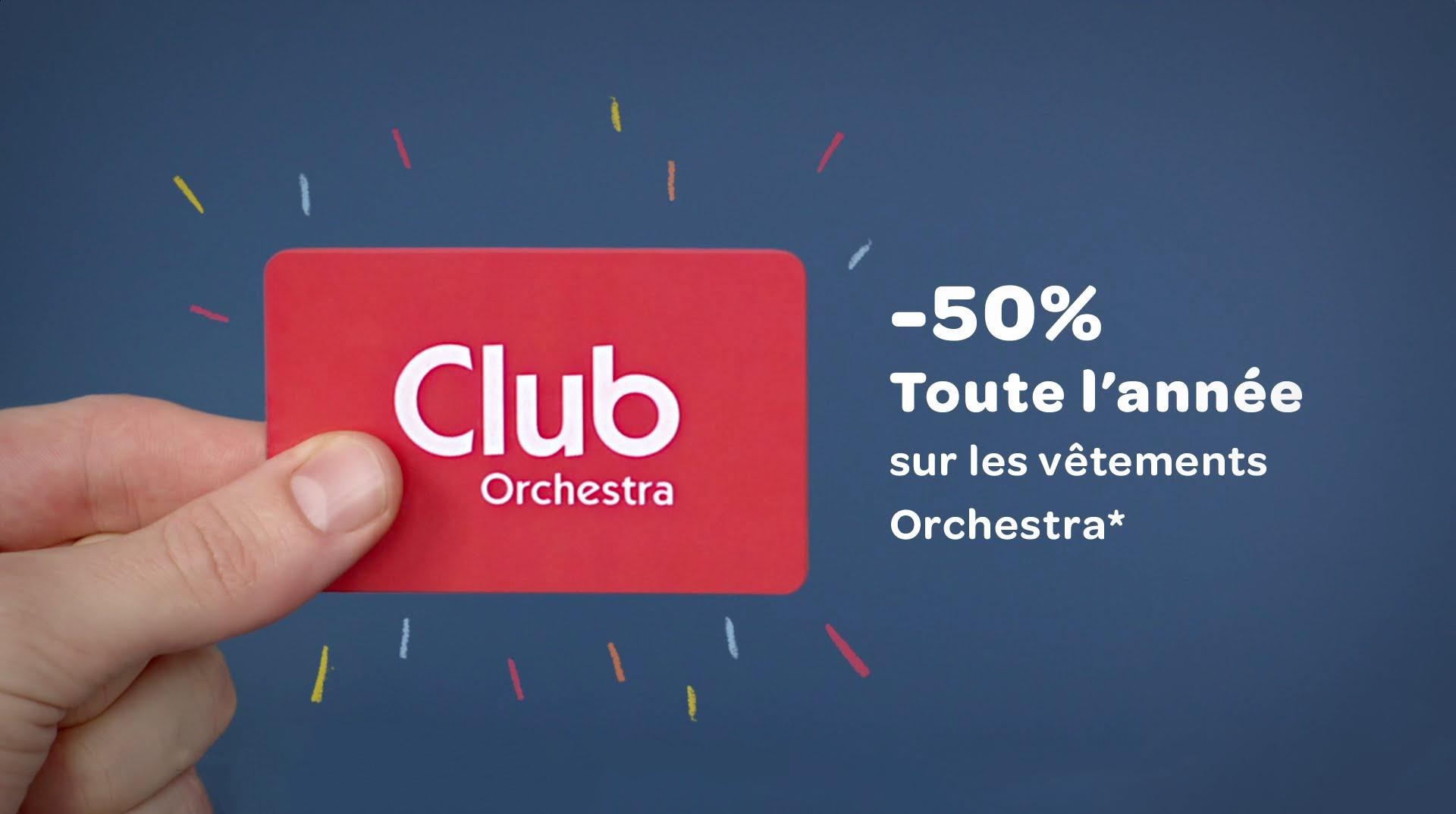 Carte Orchestra.Carte Orchestra A 10 Au Lieu De 30 Face A La Crise