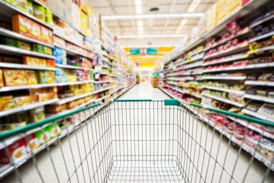 économiser sur les courses alimentaires