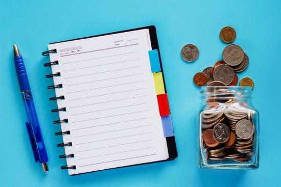 Noter ses dépenses pour économiser