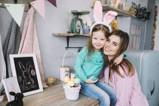 week-end de Pâques en famille