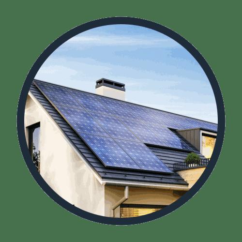 Achar groupé panneaux solaires
