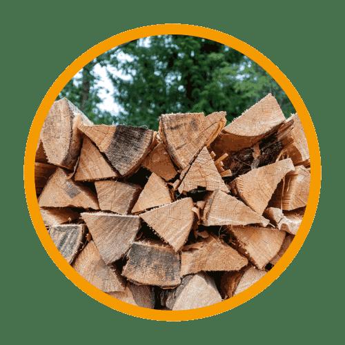 Achat groupé bois de chauffage